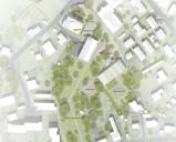 Bischofsgrün_1.Preis - Lageplan (KO/OK Architektur   Impuls° Landschaftsarchitekten)