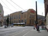 Berlin-Oberschöneweide: Ehemalige AEG-Fabrik Oberschöneweide