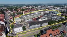Weingarten Luftbild des Wettbewerbsgebiets; Quelle: Arno Roth