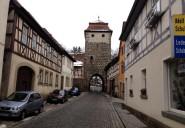 Initiative Rodachtal e.V.: Stadttor in der oberfränkischen Stadt Seßlach