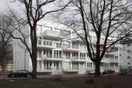 München: Preis für Qualität im Wohnungsbau, Bauherr GEWOFAG, Architekten Allmann Sattler Wappner