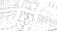 Celle. Siegerentwurf Lageplan (Lorenzen Architekten)
