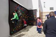 Arzberg: Platzsparende Beschäftigung von Kindern im öffentlichen Raum