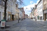 Fußgängerzone_Spitalgasse Coburg