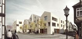 Celle: Siegerentwurf Visualisierung (Lorenzen Architekten)