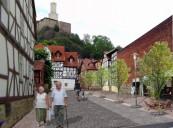 Zweckverband und Region Mittleres Fuldatal: Aufwertung der Innenstadt in Felsberg (Bildmontage)