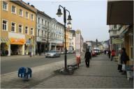Hof: Beispielhafte Neugestaltung des Straßenraums (Bestand)
