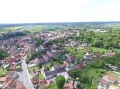 Hollfeld_Luftbild Stadteingang