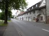 Kempten: Die Illerstraße im Untersuchungsgebiet