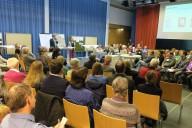 """Sulzbach: voller Saal bei der Bürgerveranstaltung """"Gemeindeentwicklung 2030"""""""