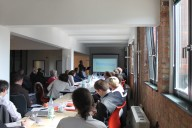 Klimaneutrales Berlin 2050: Expertenworkshop mit einer Vielzahl von Entscheidern, Interessen- und Meinungsvertreteren zum Berliner Klimaschutz