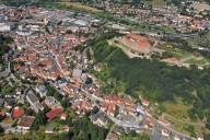 Blick auf die Altstadt mit Plassenburg (Foto: Hajo Dietz)