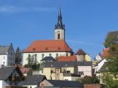 Arzberg: Kirchenburg