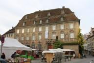 Stadt Lindau (Bodensee): Marktplatz auf der Insel Lindau