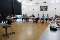 Lorsch: Lenkungsrunde Präsentation des Vorgehens