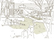 Marburg_1.Preis_Lohrer.Hochrein Landschaftsarchitekten und Stadtplaner GmbH_Visualisierung