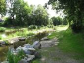 Naturraum an der Eger - die grüne Mitte der Stadt