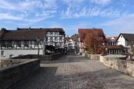 Melsungen: historische Fachwerkstadt