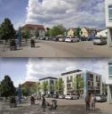 Neustadt bei Coburg: Visualisierung Arnoldplatz