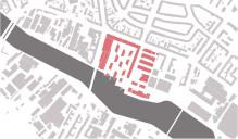 Oberschöneweide - Schwarzplan