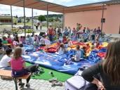 Nördliches Fichtelgebirge: Kinderfest in der »Neuen Mitte« Schönwald