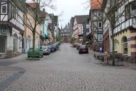 Frankenberg (Eder): Ritterstraße in der Altstadt