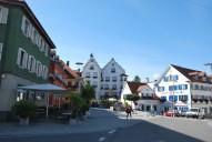 Tettnang: Historischer Stadteingang vom Bärenplatz