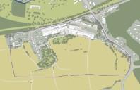 Arzberg: Winterling-Komplex, Projektgebiet